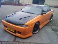 Подробнее: Замена порогов, амортизаторов и арок Mazda 626