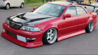 Подробнее: Покраска зимних дисков R15 для Toyota Mark II (100)