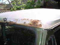 Замена крыши на УАЗ 469