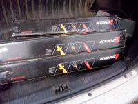 Подробнее: Амортизаторы Koni STR.T на Hyundai Sonata ef