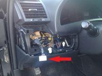 Подробнее: Подключение видеорегистратора Toyota Camry ACV40