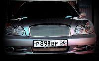 Подробнее: Тюнинг - решетка радиатора Hyundai Sonata