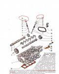 Подробнее: Регулировка клапанов на двигателе BETA Hyundai Sonata ef