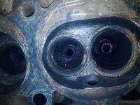 Подробнее: Доработка ГБЦ и Т-образные клапана УАЗ 31512