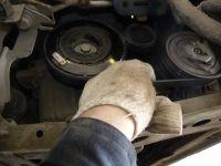 Подробнее: Замена ГРМ на К4М Renault Scenic 2