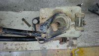 Ремонт тяги привода управления коробки передач (кулисы) Mazda 626