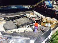 Подробнее: Промывка датчика давления и температуры всасываемого воздуха в Chevrolet Captiva