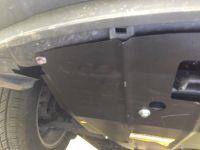 Подробнее: Установка защиты Матадор под двигатель Chevrolet Captiva