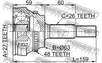 Подробнее: Какой ШРУС стоит на Camry ACV40 и замена пыльника ШРУС