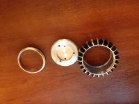 Подробнее: Установка и подключение светодиодной люстры на крышу Chevrolet Captiva
