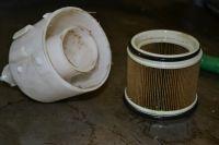 Подробнее: Замена топливного фильтра и чистка топливной сетки Nissan X-Trail