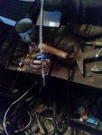 Подробнее: Замена троса ручника (стояночного тормоза) в Шевроле Ниве (ВАЗ 2123)