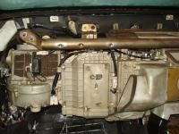 Подробнее: Снятие радиатора печки, замена сервопривода печки без снятия торпедо, промывке радиатора печки,...