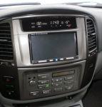 Подробнее: Характеристики мультимедийной навигационной системы NaviPilot для Toyota Land Cruiser 100
