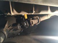 Подробнее: Замена сальника хвостовика переднего моста УАЗ Хантер 31519