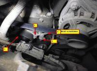 Подробнее: Замена помпы охлаждения двигателя для Шевроле Нивы (ВАЗ 2123)