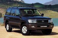Подробнее: Управление полноприводным Toyota Land Cruiser 100 на гололеде
