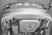 Подробнее: Снятие и установка переднего и заднего бампера Лады Приора