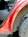 Антикоррозийная обработка задних колесных арок Nissan Murano