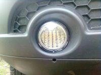 Подробнее: Монтаж дневных ходовых огней EGO Light DRL-D70 на Шевроле Нива (ВАЗ 2123)