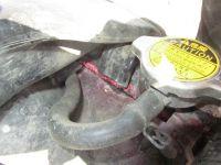 Подробнее: Замена радиатора охлаждения двигателя в Toyota Mark II (110)