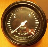 Подробнее: Механический датчик давления масла ВАЗ 2101, 2106, 2107 классика