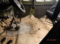 Дефектовка КПП УАЗ Хантер 3151
