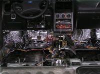 Подробнее: Шумоизоляция ВАЗ 2109, 2108, 2110 своими руками. Щит двигателя со внутренней стороны.