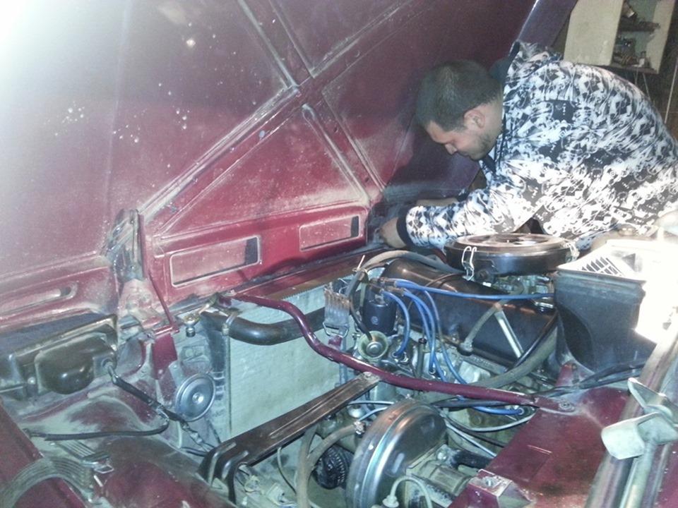 Ремонт двигателя нивы 21213 своими руками 83