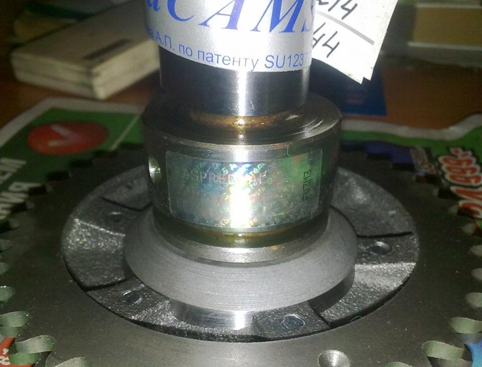 Характеристики распредвала 4-44 от ОКБ двигателя в НИВУ