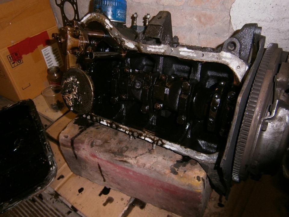 Капитальный ремонт двигателя ваз 2106 своими руками 666