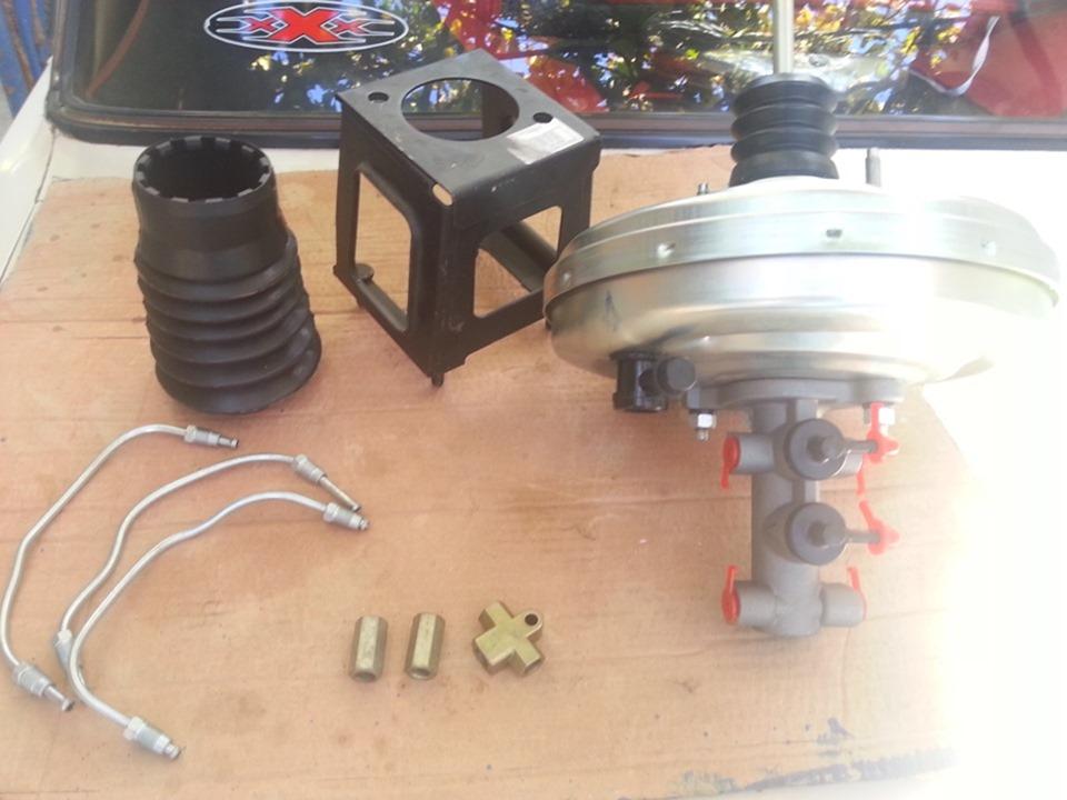 Комплектующие для установки ВУТ для ВАЗ 2106