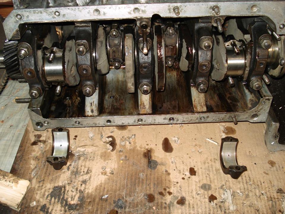 Ремонт двигателя змз-402 своими руками 46