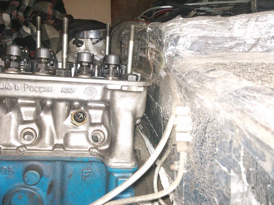 Ваз 2121 нива ремонт двигателя своими руками 50