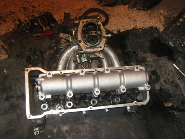 Ремонт двигателя нивы 21213 своими руками 14