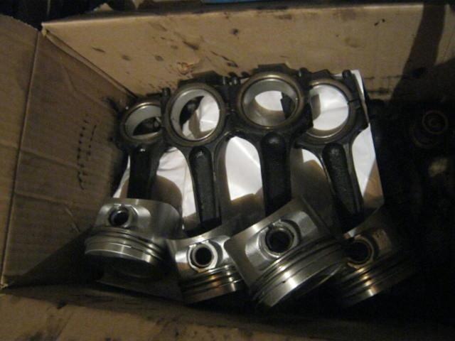 Капитальный ремонт двигателя НИВА