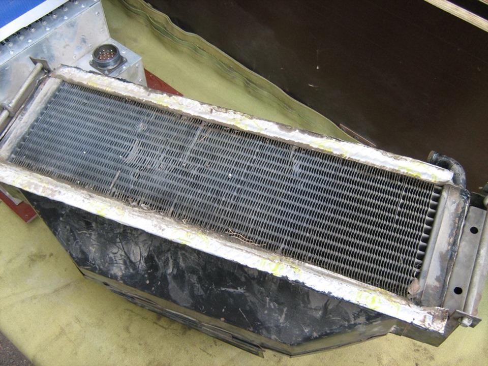 Ремонт радиатора уаз своими руками 92