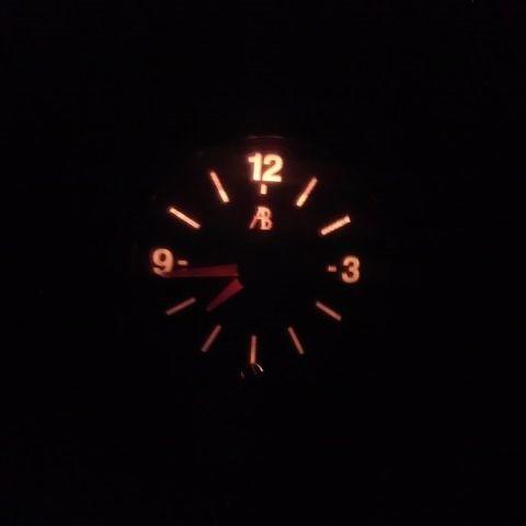 Светодиодная подсветка часов АЧК-7 в ВАЗ 2106