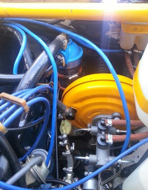Установка ВУТ 21214м для ВАЗ 2106