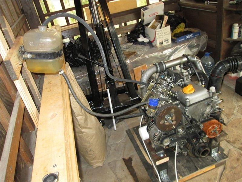 Дизельный двигатель на уаз своими рук 98